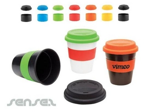 Mix & Match Plastic Take Away Cups (320ml)
