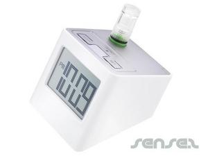 H20 Powered Clocks