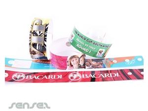 Photograhic Event Wristbands