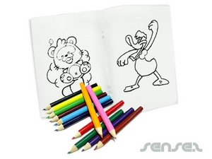 Colouring Book set