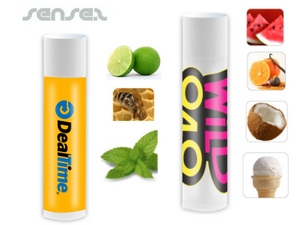 Full colour printed  Lip Balm