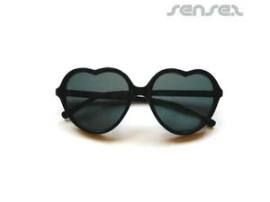 Sonnenbrillen in Eigner Form