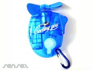 Wasser-Spray-Fan