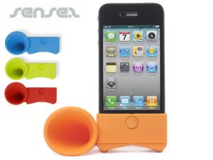 iPhone Megaphone Speakers
