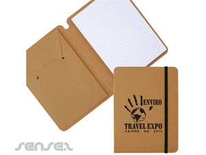 Adventurer Recyclable Notebooks (A5 Style)
