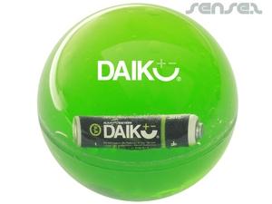 Flüssigkeit gefüllt Bouncy Balls