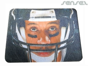 Photoprinted Felt Mouse Mats