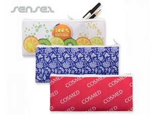 Eco Pencil Cosmetic Cases (Full Colour Print)