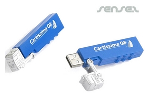 Truck Shaped USB Stick (1GB)