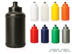 Small Screw Top Water Bottles 500ml (BPA Free)