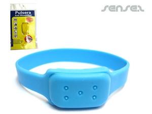 Mosquito Repellent Silicone Wristbands