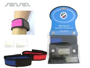 Moskito-abstoßendes Silikon-Armband