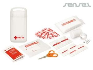 Kompakte Erste-Hilfe-Kits (23pc)