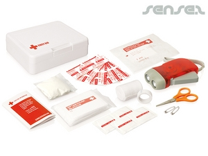 Emergency First Aid Kits (23pc)