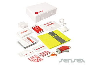 Emergency First Aid Kits (49pc)