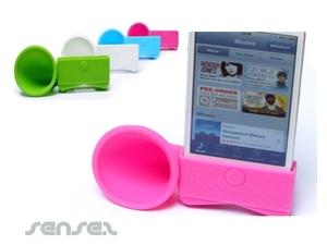 iPhone Megaphone Speakers (colourful)