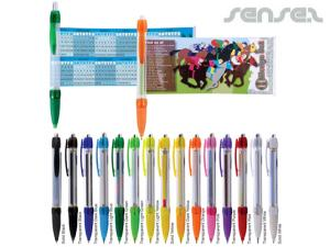 Catalogue Pull out Pen