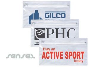 Clear PVC Pencil Cases