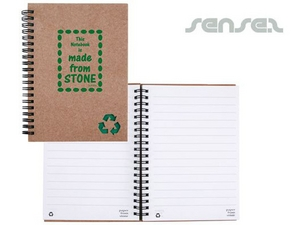 Stone Paper Notebooks (Ultimate Eco)
