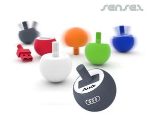 Spinning USB Sticks (2GB)
