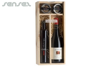Luke Mangan Wine & Oil Gourmet Hamper Sets