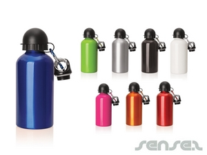 Aluminium Sports Flask (500ml)