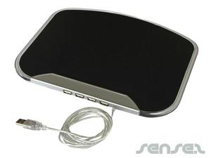 USB Hub Mouse Mats