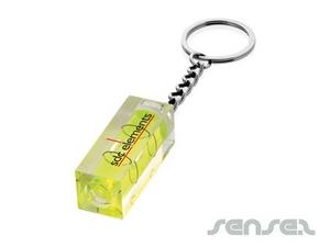 Leveler Key Chains
