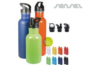 Corporate-Farbe Wasserflaschen (500 ml)