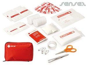Carry Pouch First Aid Kits (30pc)