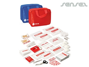 First Aid Kits (72pc)