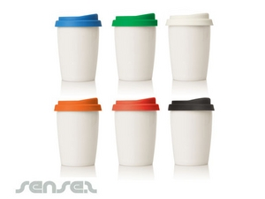 Ceramic Eco Travel Mugs (270mL)