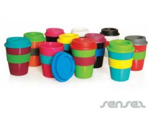 Gangnam Mix & Match Eco Travel Cups (356mL)
