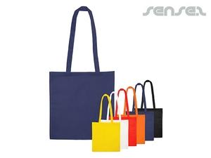 Eco Nicht - Gewebte Taschen (langer Griff)
