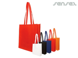 Eco Non - Woven Bags (with Gusset)