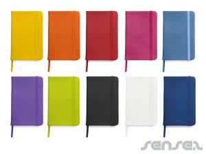 Vibrant Note Books (A5)