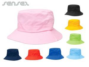Kinder Bucket Hats