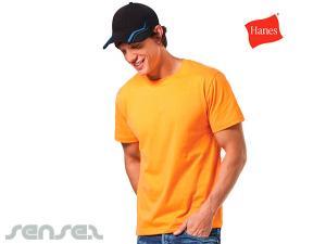 Männer Basis-T-Shirts