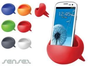 Retro I-phone Speaker Holder