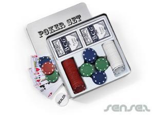 Master Poker Sets