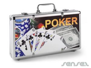 Deluxe Poker sets