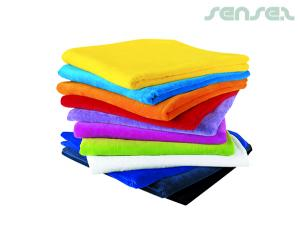 Velour Terry Towels