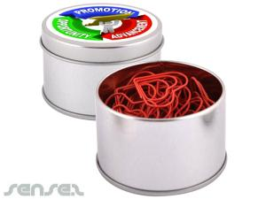 Heart Paperclips