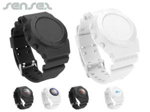 Black Out Digital LED Watch