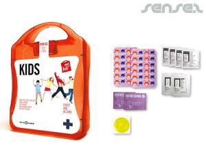 Kinder-Erste-Hilfe-Kits