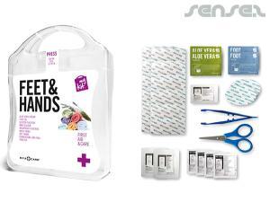 Verwöhnen Erste-Hilfe-Kits
