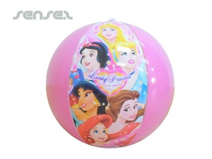Full Colour Printed Beach Balls - 30cm