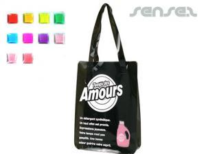 Liquid Filled Shopping Tote Bag