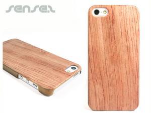 iPhone 5 Hüllen aus Holz