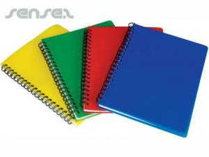 Coloured Notebooks
